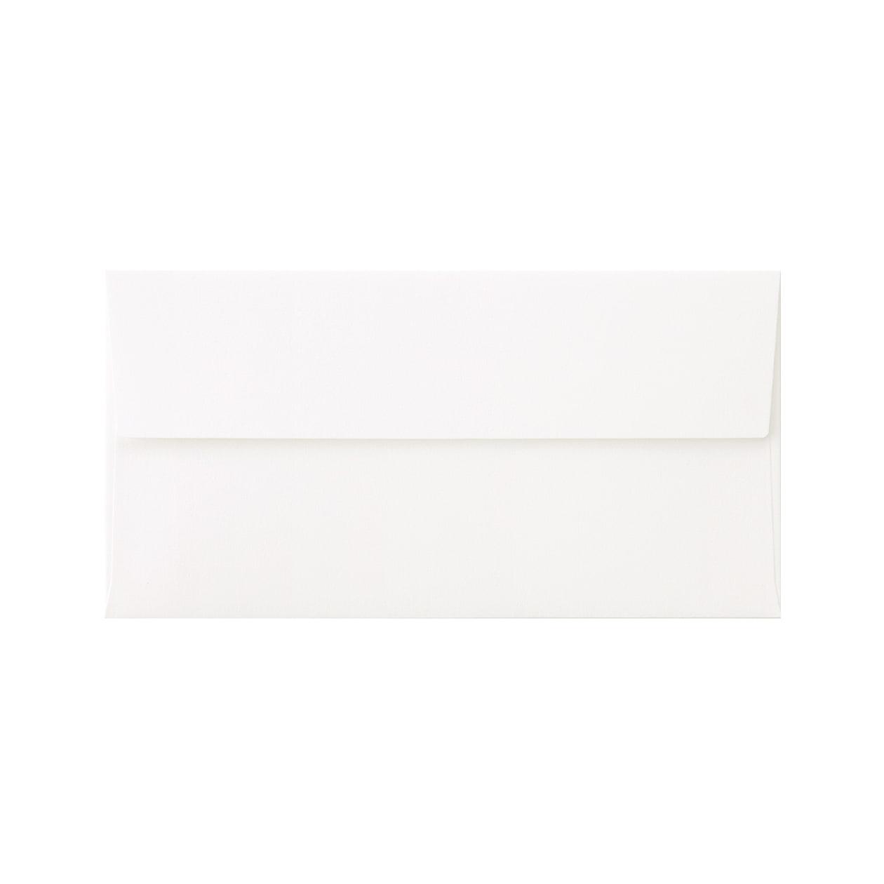 洋6カマス封筒 コットン スノーホワイト 116.3g