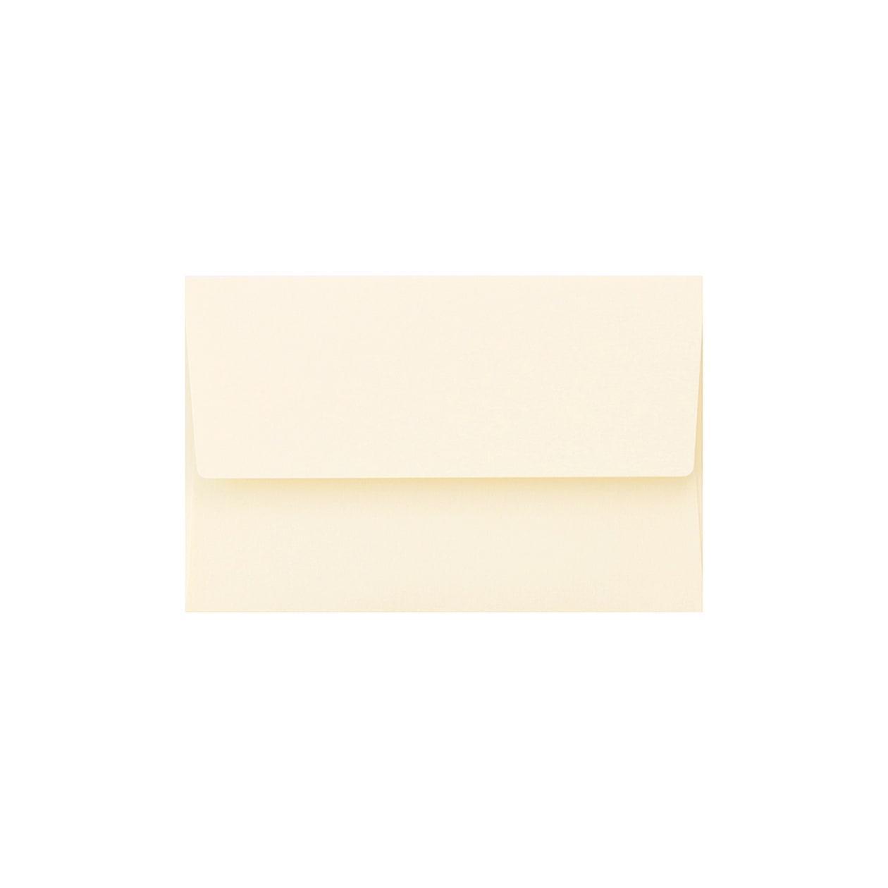NEカマス封筒 コットン ナチュラル 116.3g