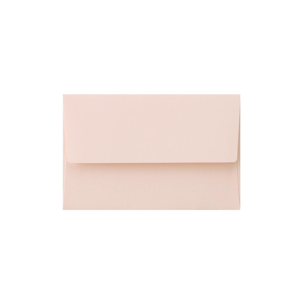 NEカマス封筒 コットン ピンク 116.3g