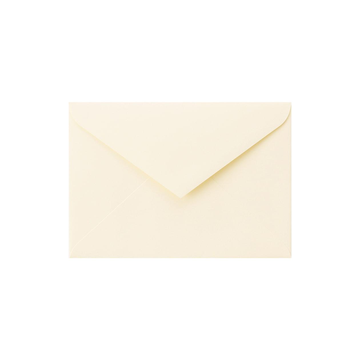 洋2ダイア封筒 コットン ナチュラル 116.3g
