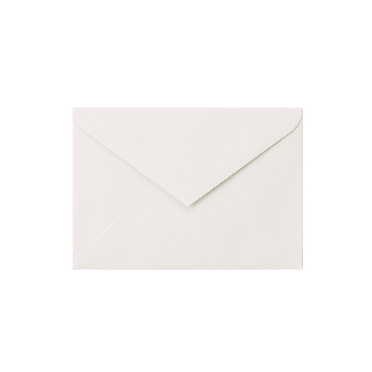 洋2ダイア封筒 コットン ライトグレイ 116.3g