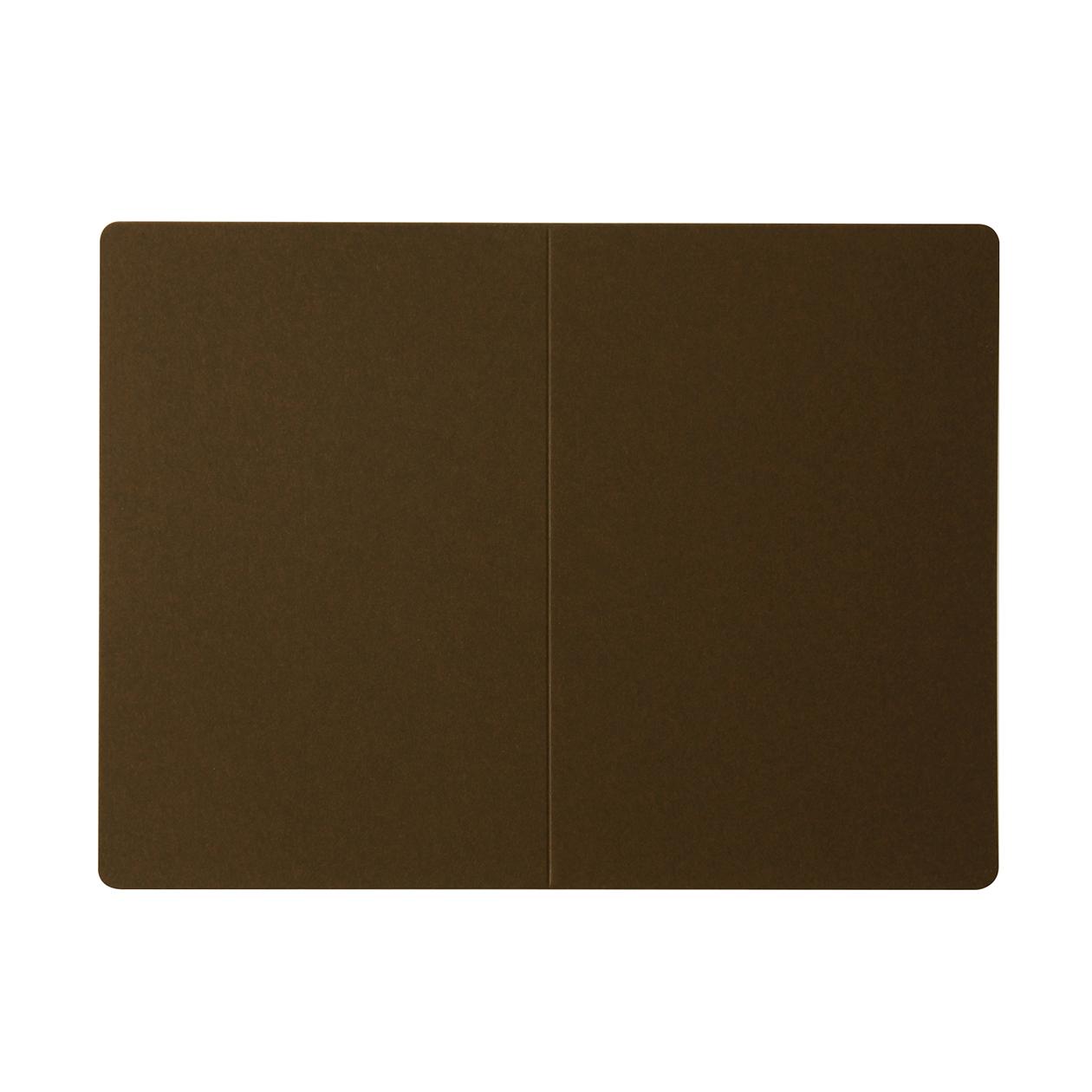 #53VカードR コットン チョコレート 291g