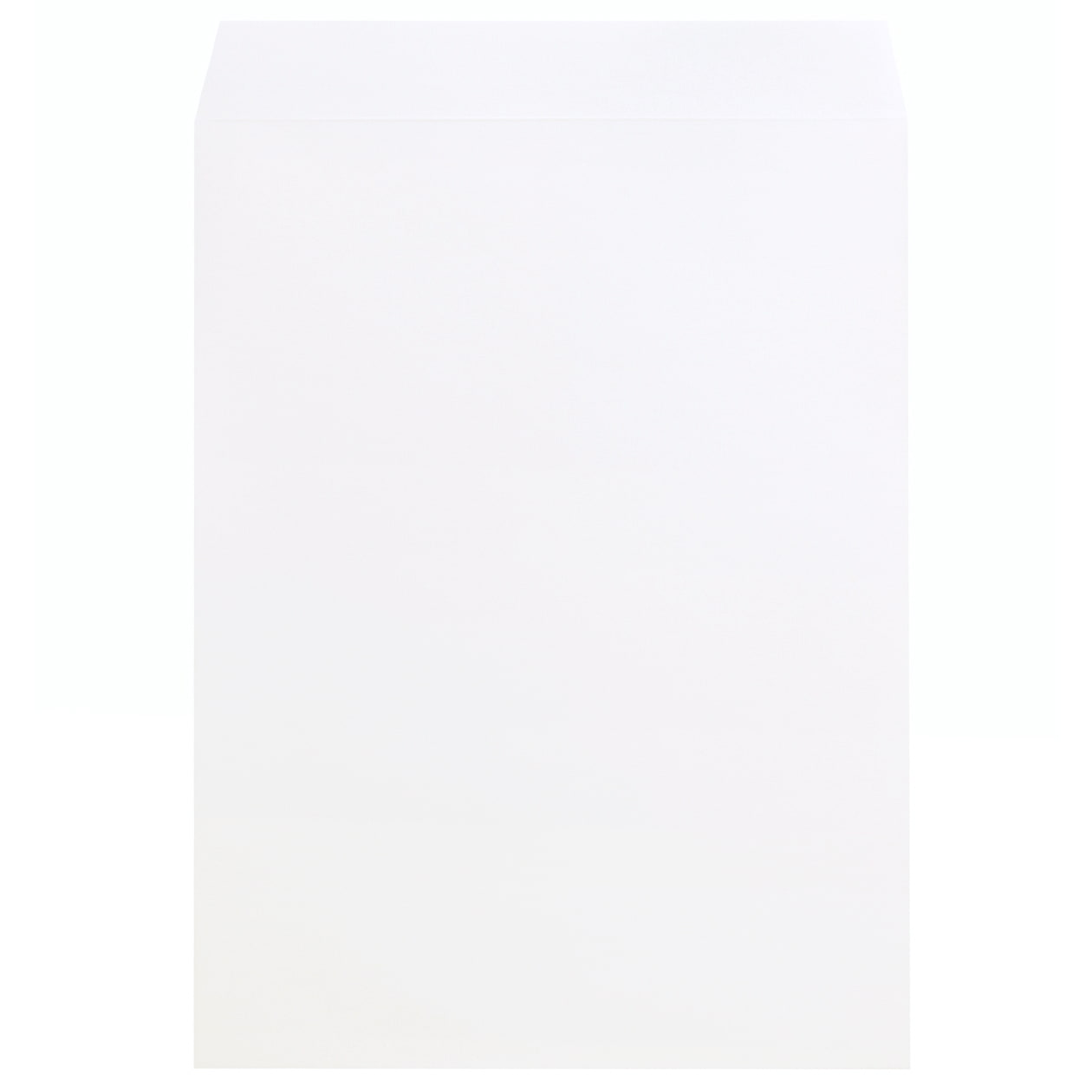 角0封筒 コットン スノーホワイト 116.3g センター貼