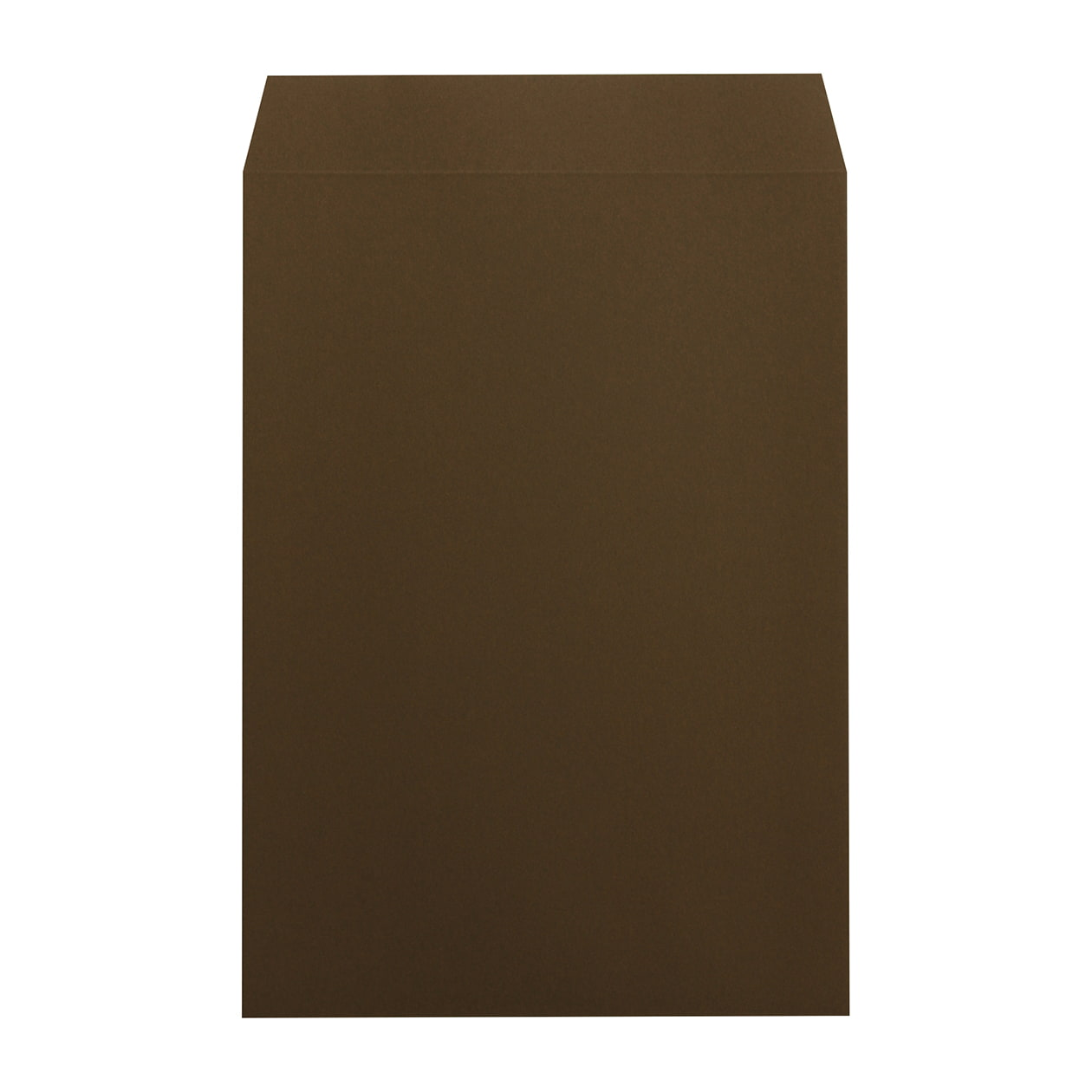 角2封筒 コットン チョコレート 116.3g
