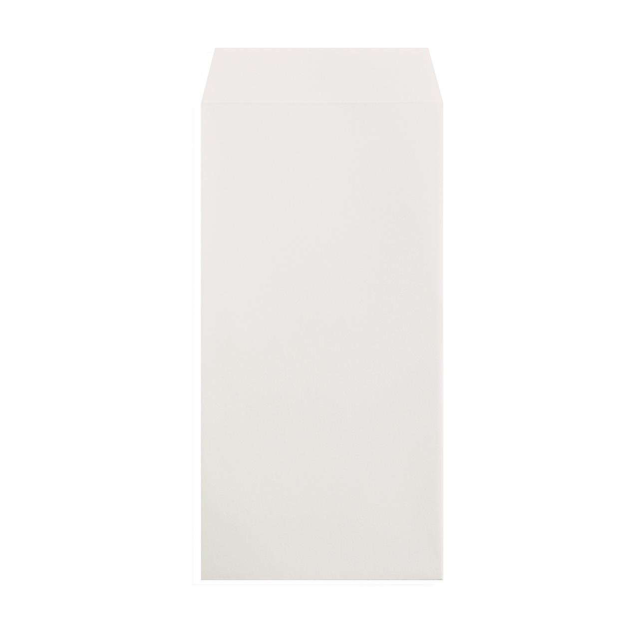 長3封筒 コットン ライトグレイ 116.3g