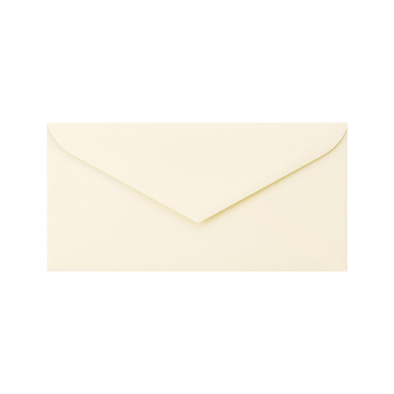 DLダイア封筒 コットン ナチュラル 116.3g