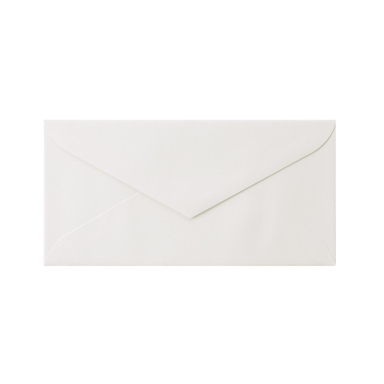 DLダイア封筒 コットン スノーホワイト 116.3g