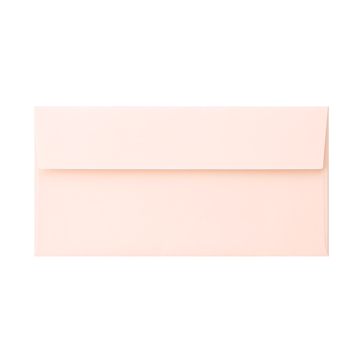 長3カマス封筒 コットン ピンク 116.3g