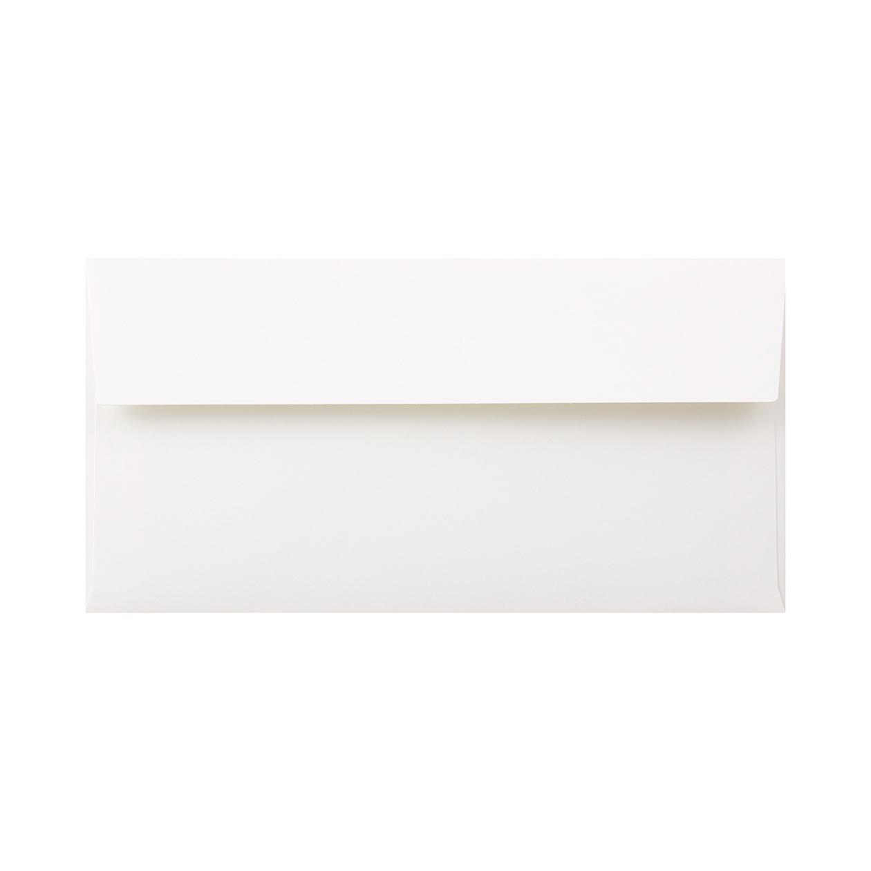 長3カマス封筒 コットン スノーホワイト 139.5g