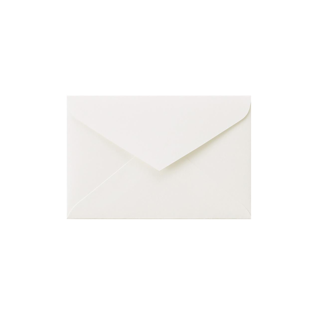 NEダイア封筒 コットン スノーホワイト 116.3g