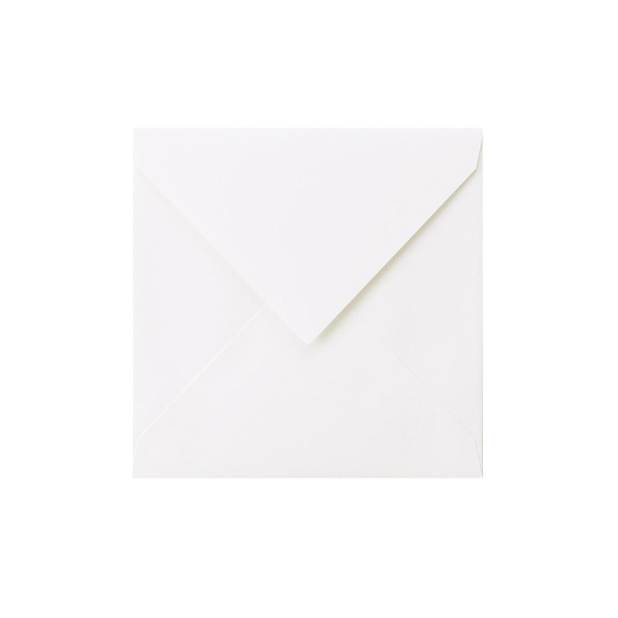 SE16ダイア封筒 コットン スノーホワイト 116.3g