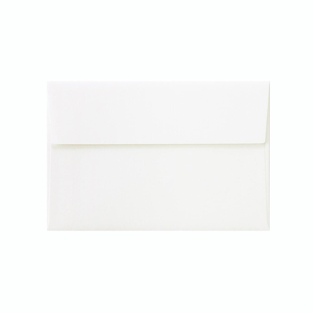 洋1カマス封筒 コットン スノーホワイト 116.3g