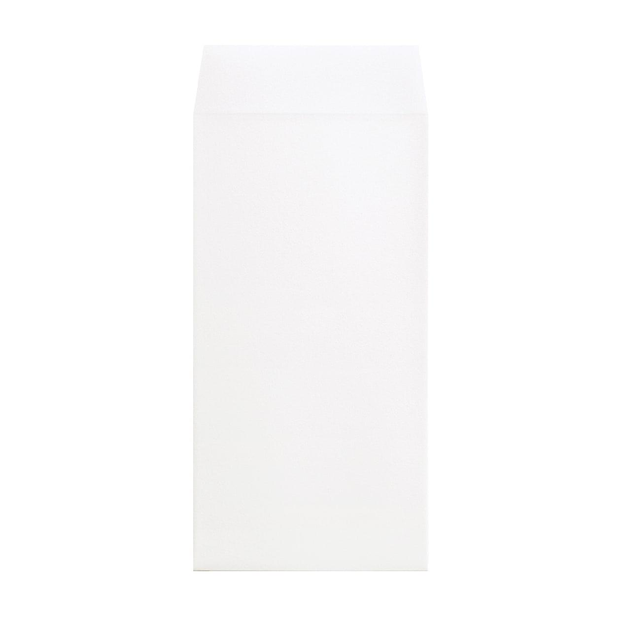 洋6タテ封筒 コットン スノーホワイト 116.3g