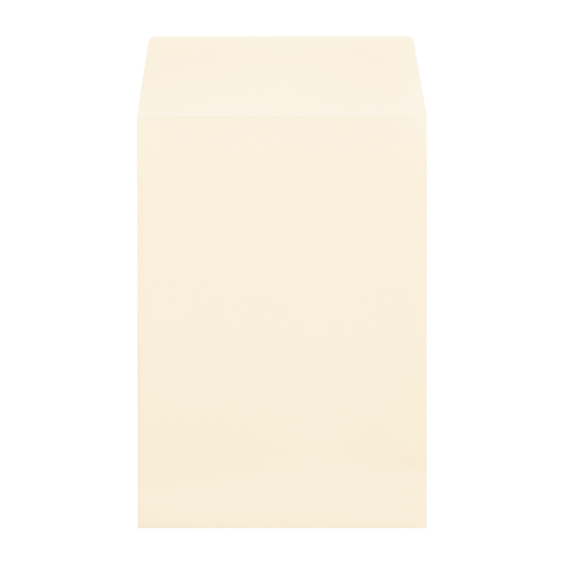 角6封筒 コットン ナチュラル 116.3g