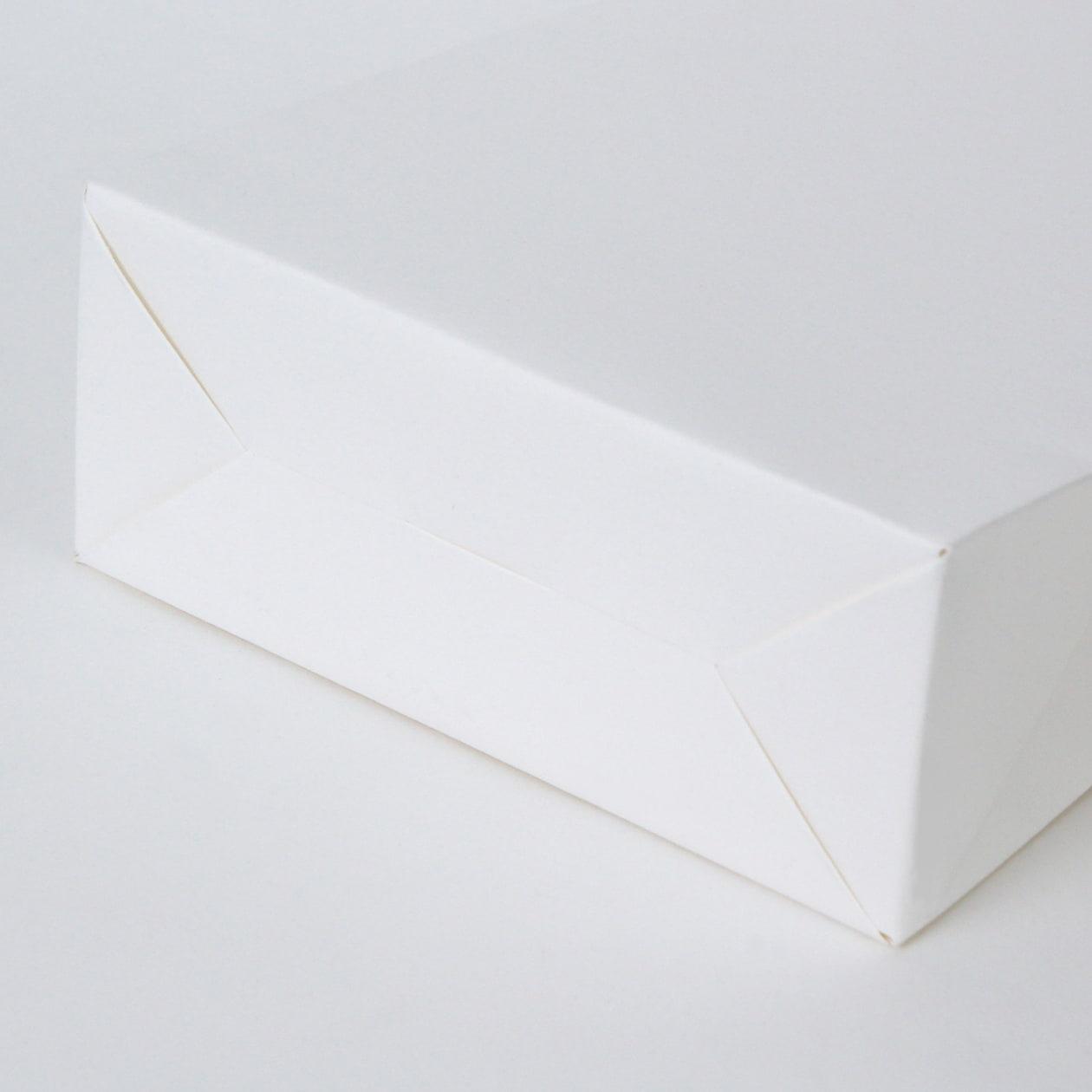 角底箱ロック式120×180×50 コットン スノーホワイト 232.8g