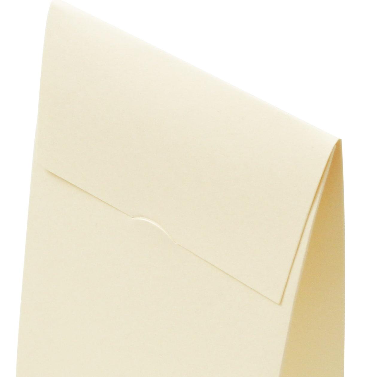 角底箱ロック式120×180×50 窓付 コットン ナチュラル 232.8g