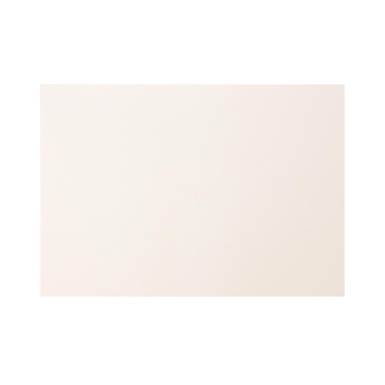 A4カバー コットンパール スノーホワイト 241.8g