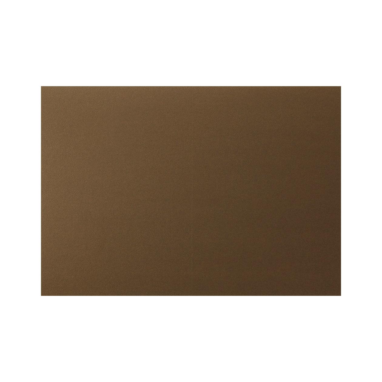 A4カバー コットンパール チョコレート 300g