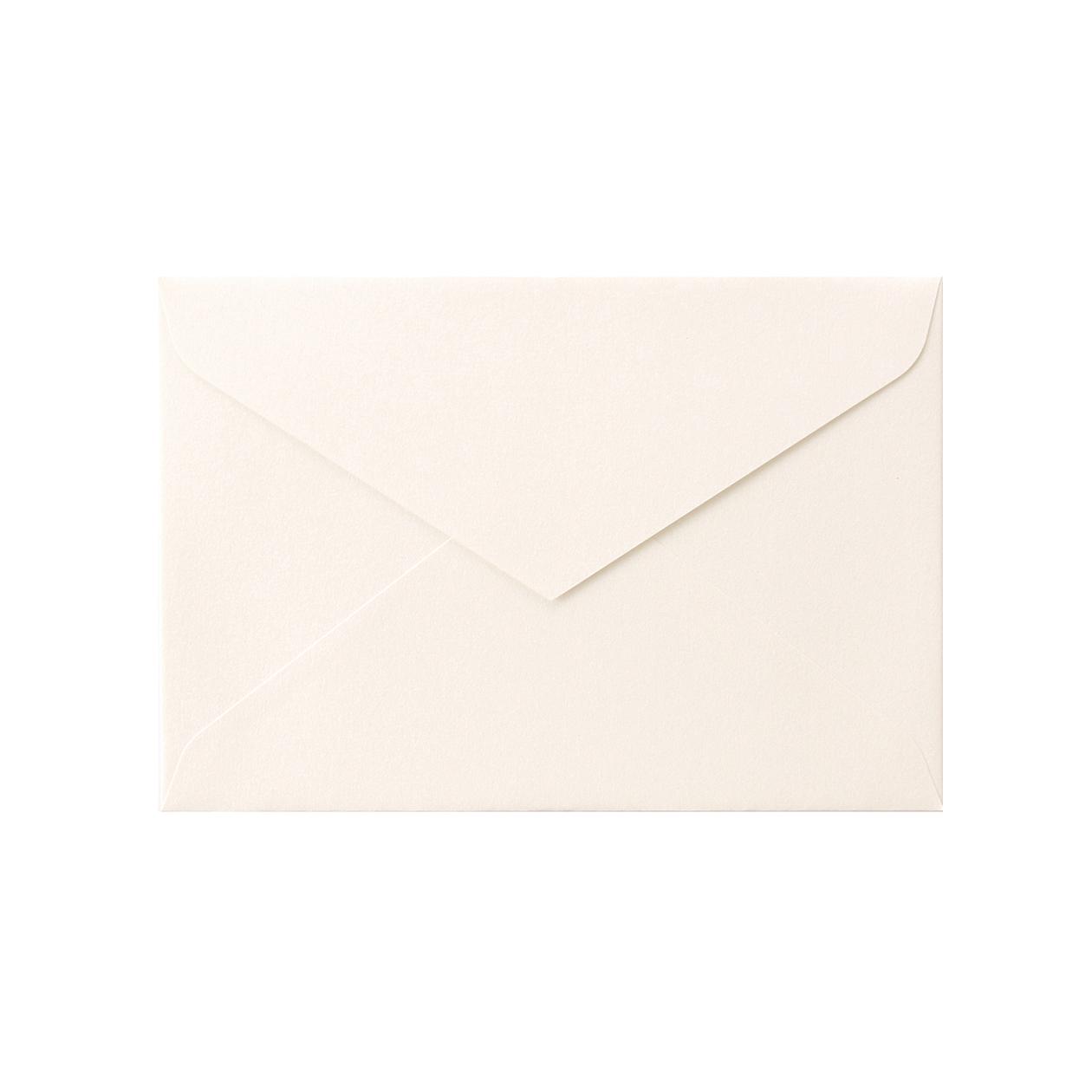 洋1ダイア封筒 コットンパール スノーホワイト 125.3g