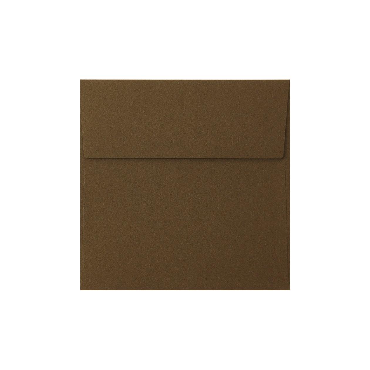 SE16カマス封筒 コットンパール チョコレート 125.3g