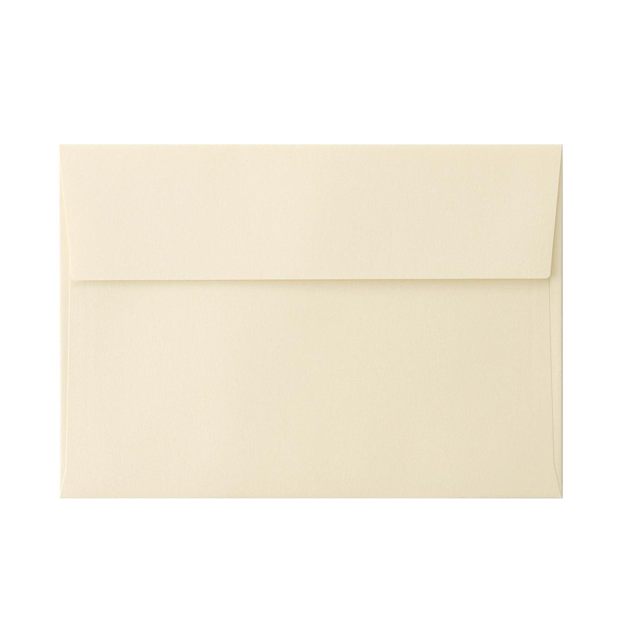角6カマス封筒 コットンパール ナチュラル 125.3g