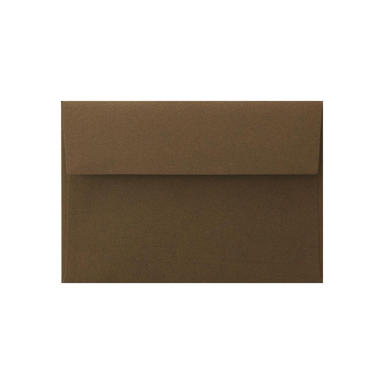 洋2カマス封筒 コットンパール チョコレート 125.3g