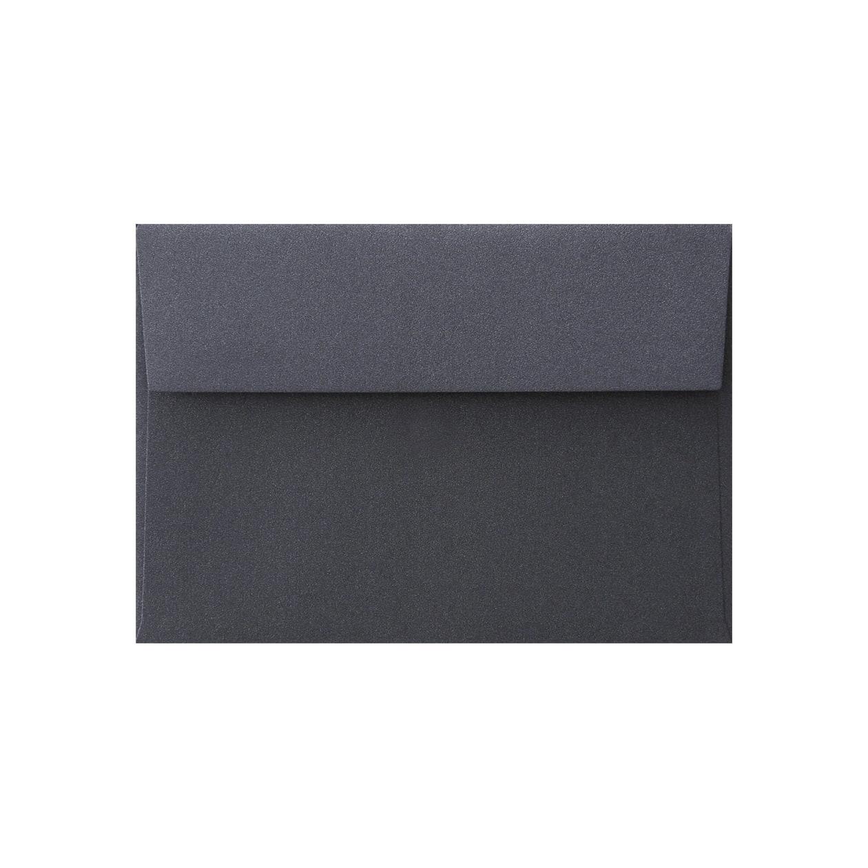 洋2カマス封筒 コットンパール ミッドナイトブルー 125.3g