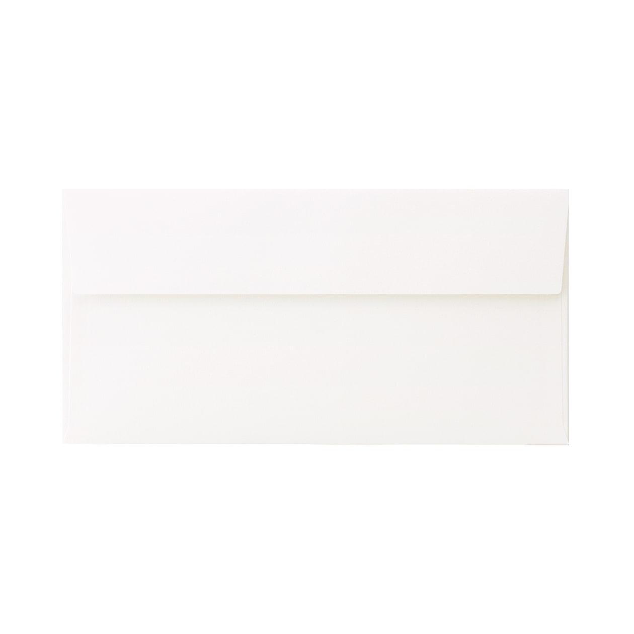長3カマス封筒 コットンパール スノーホワイト 125.3g