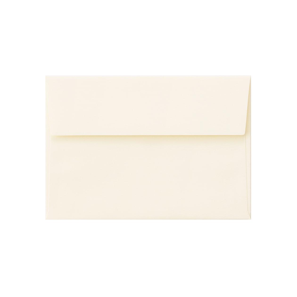 洋2カマス封筒 コットンレイド ナチュラル 116.3g