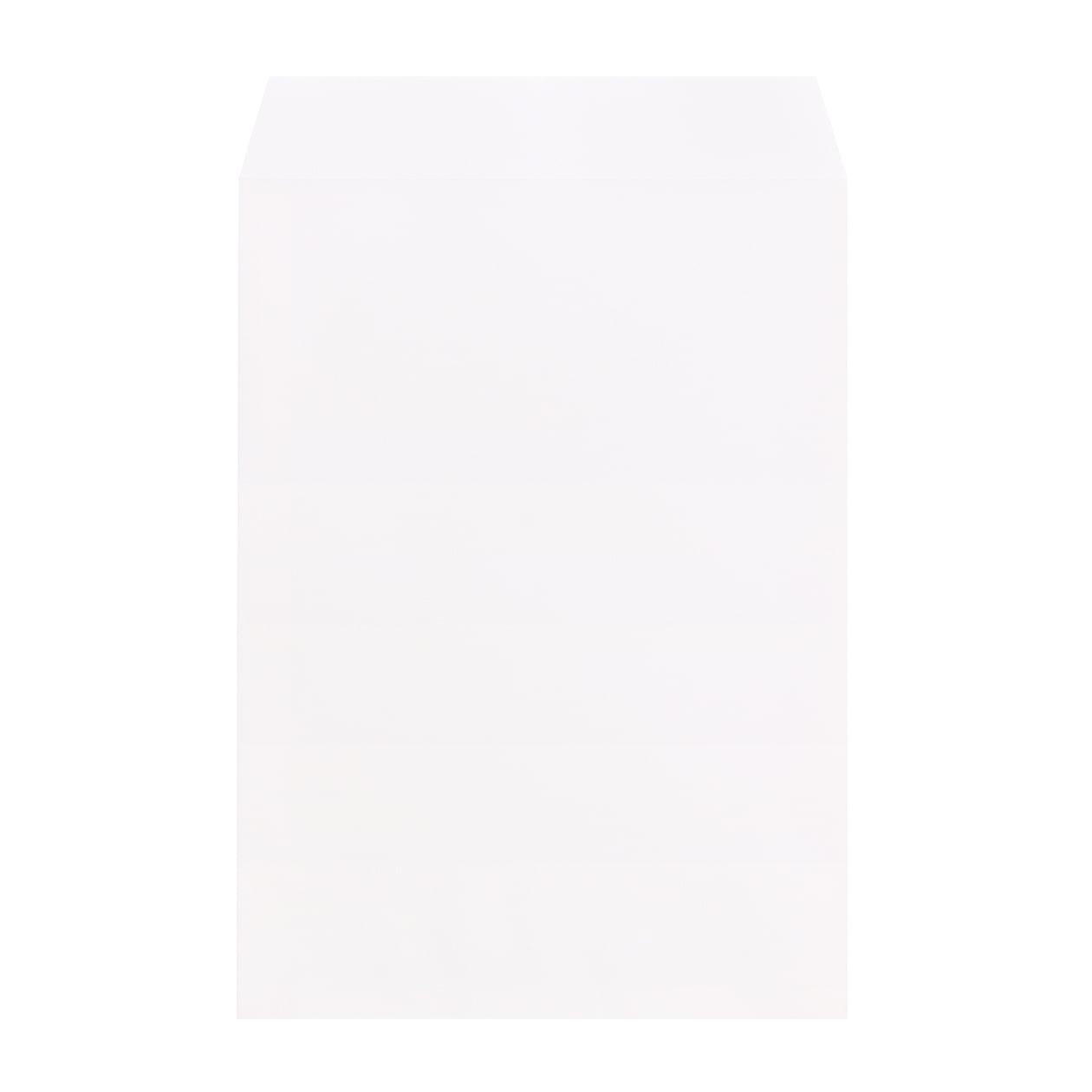 角2封筒 コットンレイド スノーホワイト 116.3g