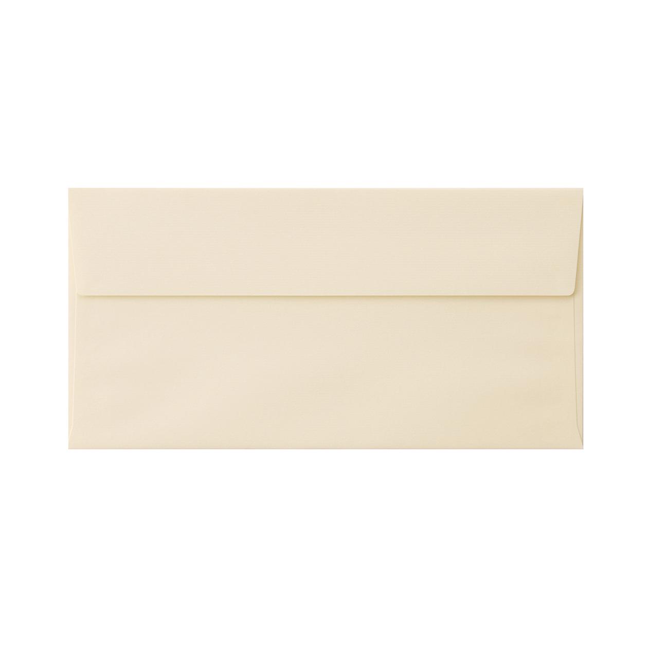 長3カマス封筒 コットンレイド ナチュラル 116.3g