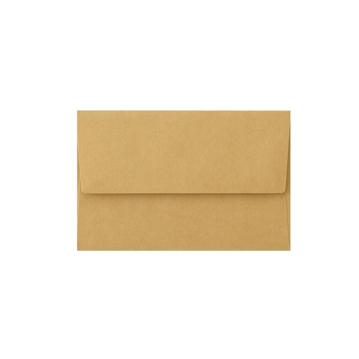 NEカマス封筒 クラシッククラフト ゴールド 107.5g