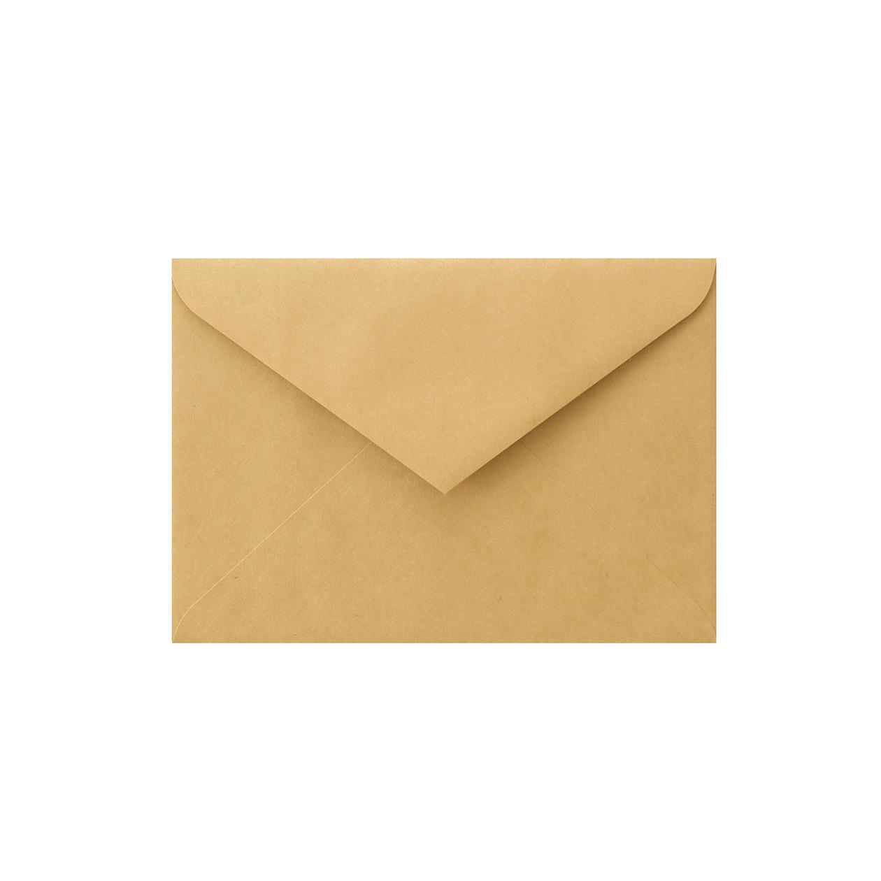 洋2ダイア封筒 クラシッククラフトゴールド 107.5g