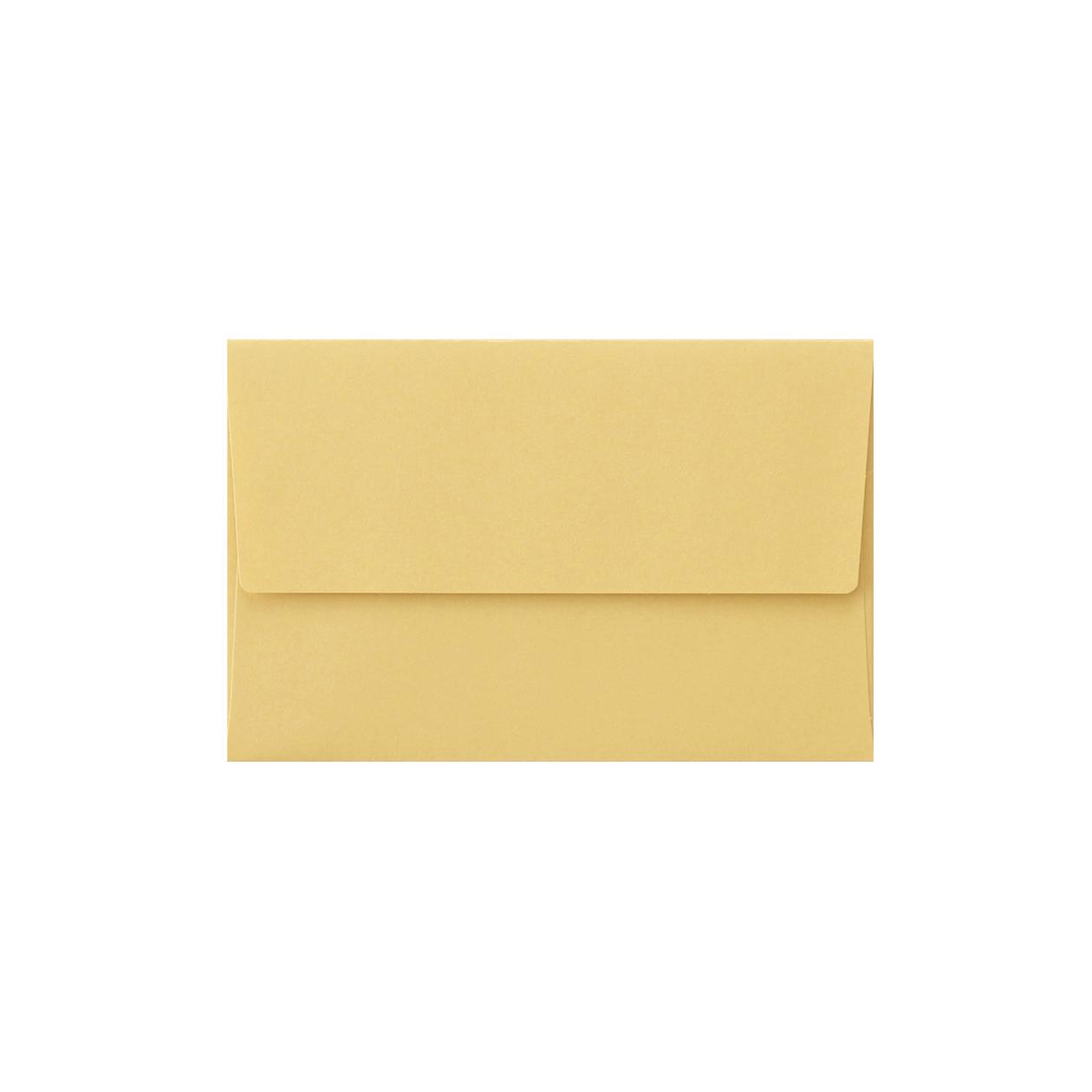 NEカマス封筒 上質カラー ゴールド 97.4g