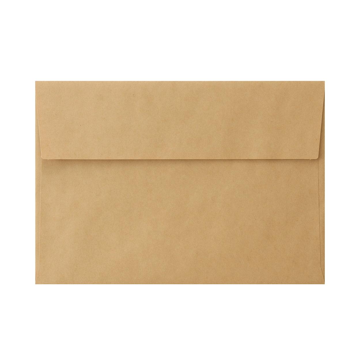 角6カマス封筒 未晒クラフト 100g