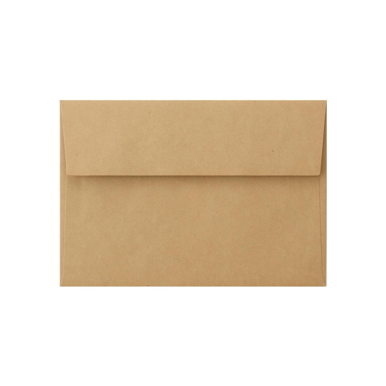 洋2カマス封筒 未晒クラフト 100g