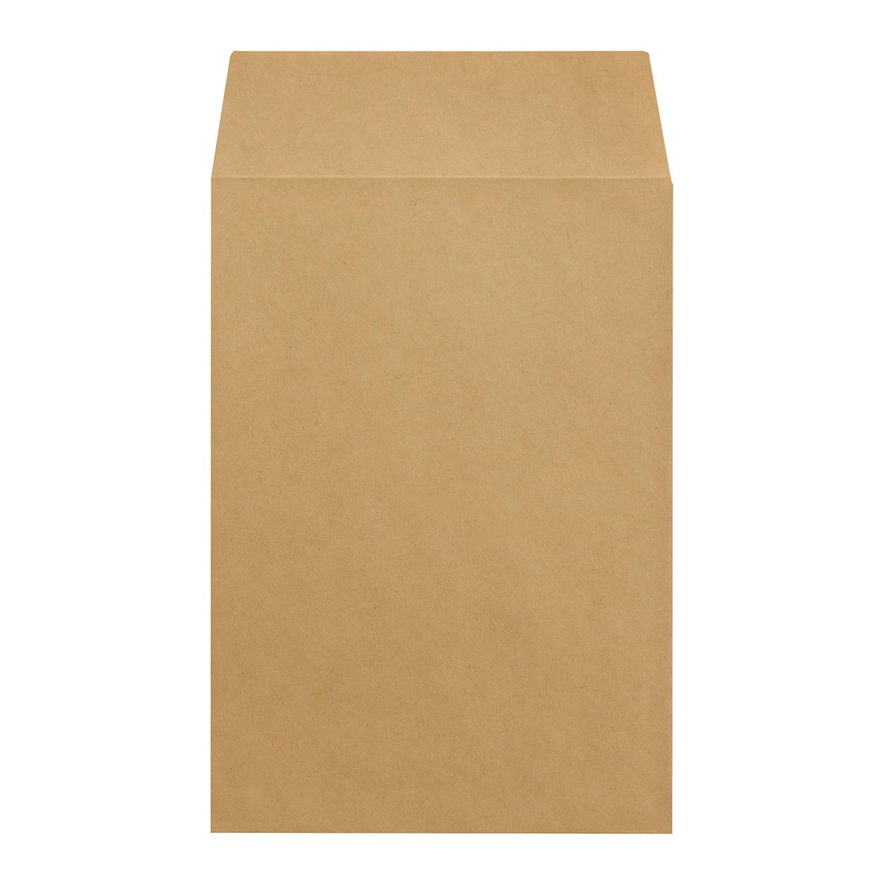 角6封筒 未晒クラフト 100g
