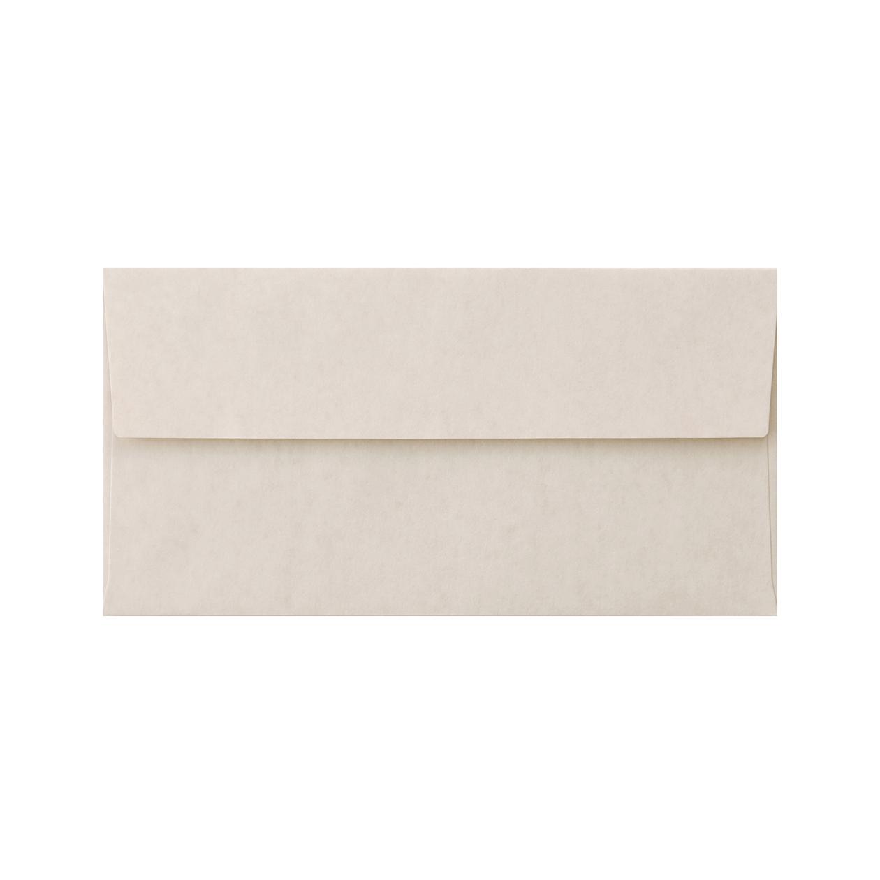 洋6カマス封筒 ホワイトクラフト 100g