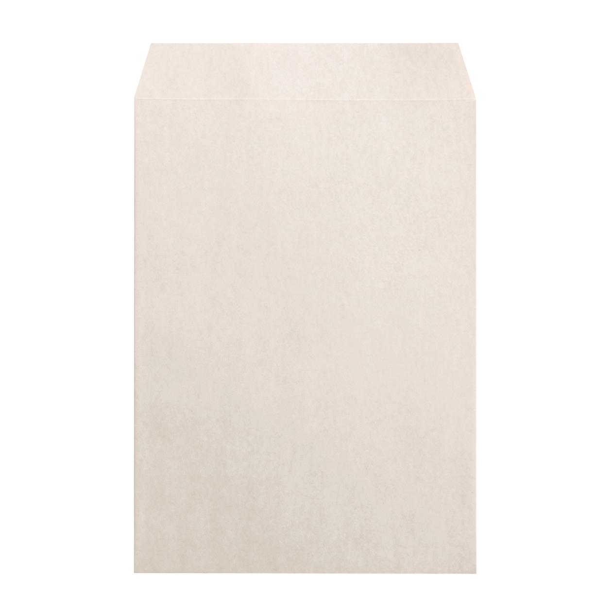 角2封筒 ホワイトクラフト 100g