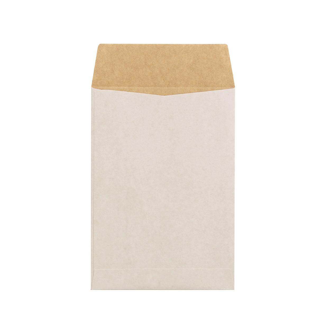 洋2タテ封筒 ホワイトクラフト 100g