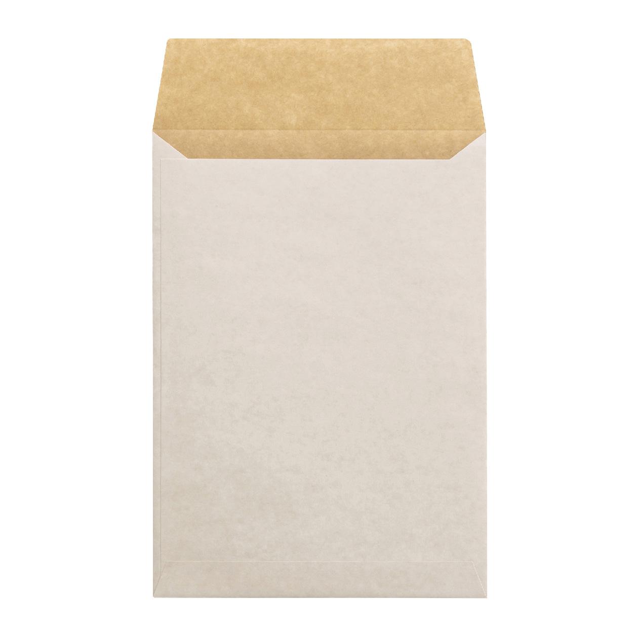 角6封筒 ホワイトクラフト 100g