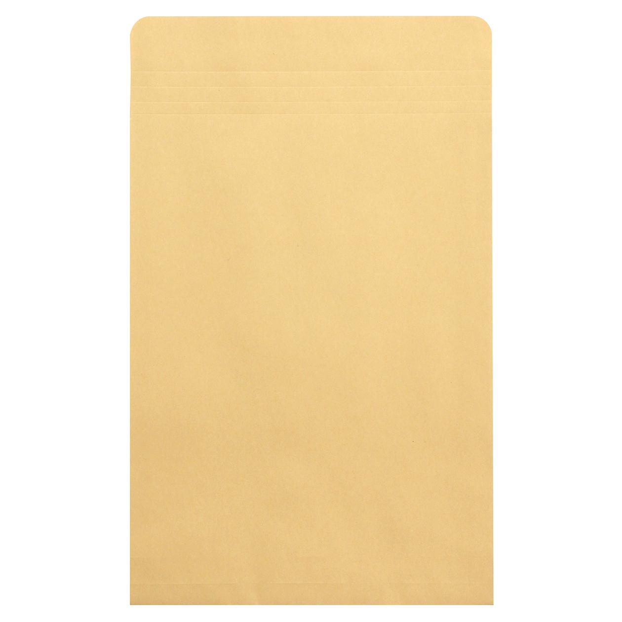 角2はこ貼封筒 クラフト 120g センター貼