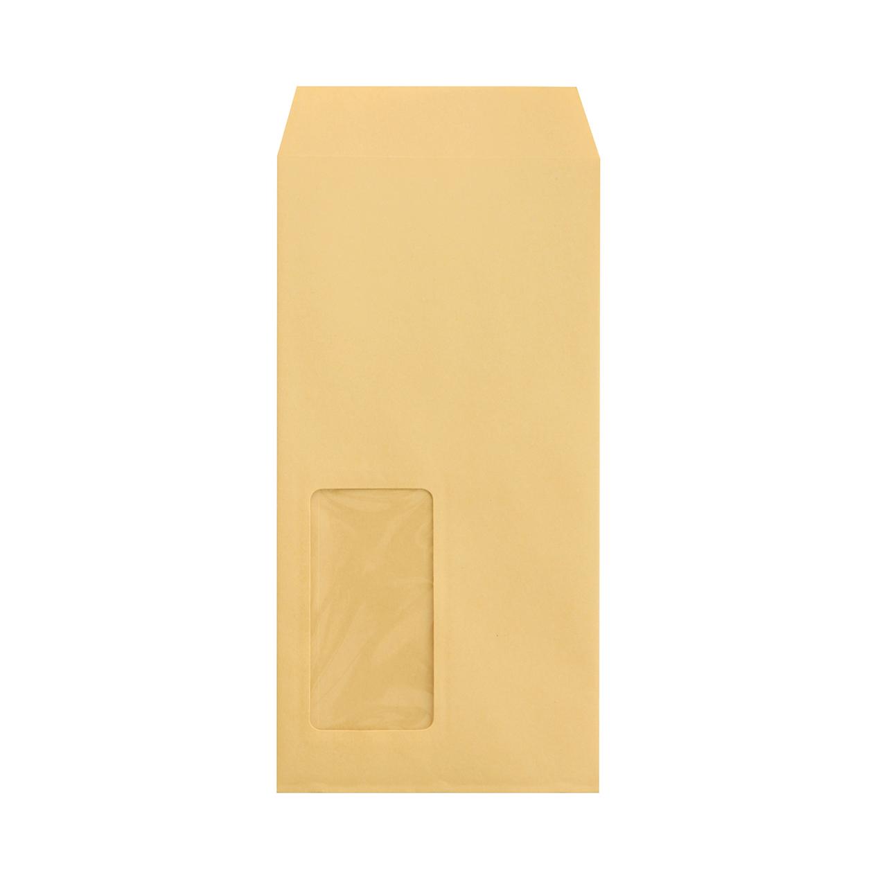 長3窓封筒 クラフト 85g
