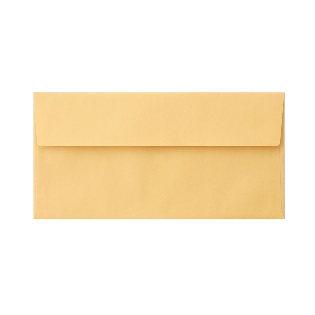 長3カマス封筒 クラフト 85g
