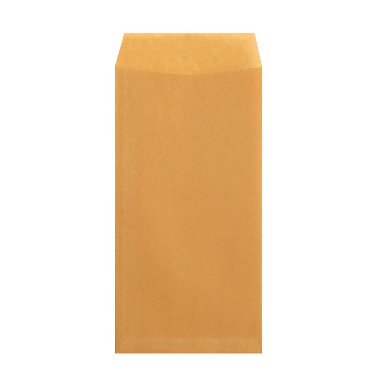 長3封筒 クラフトロウ引き 半晒