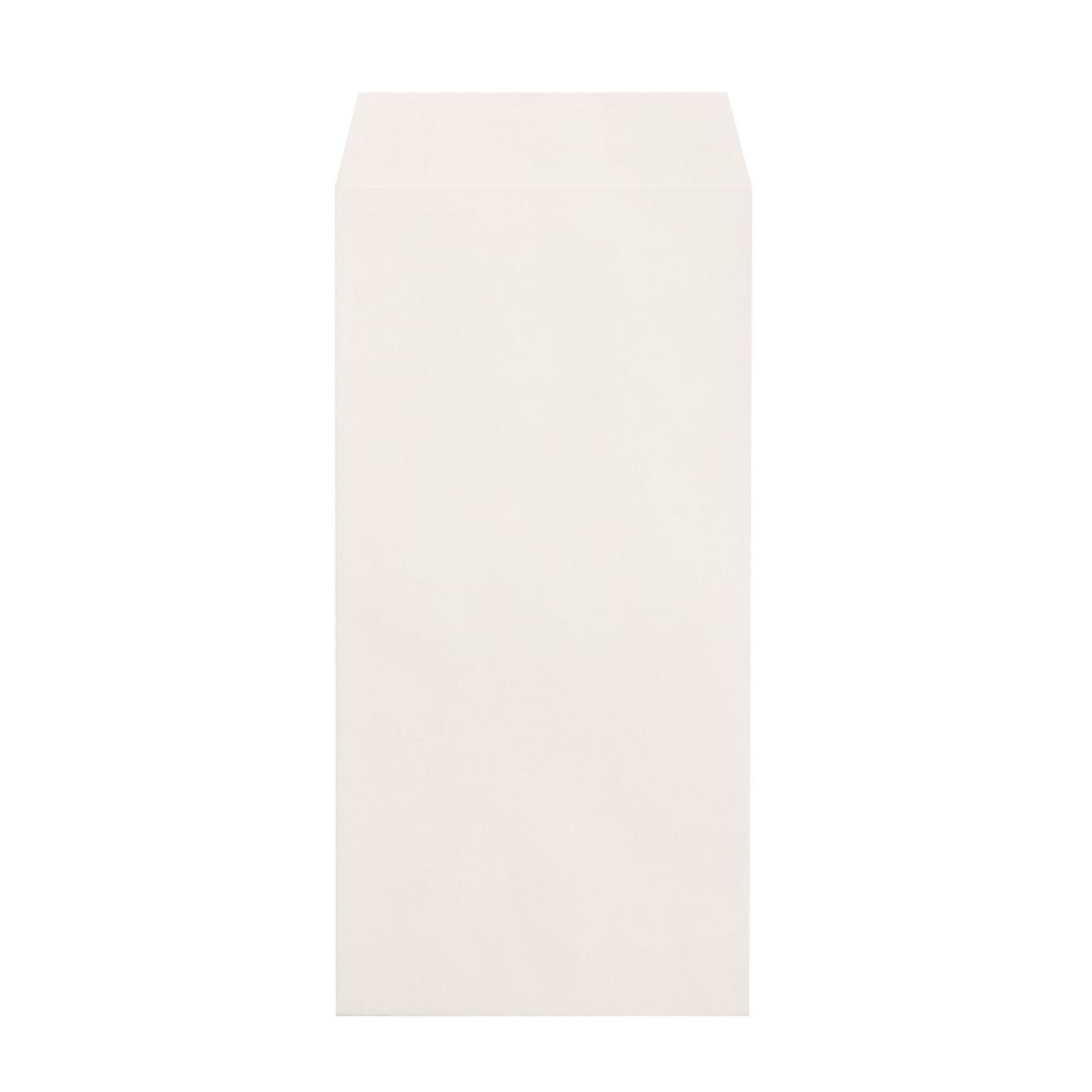 長3封筒 ハーフカラー99 ホワイト 81.4g