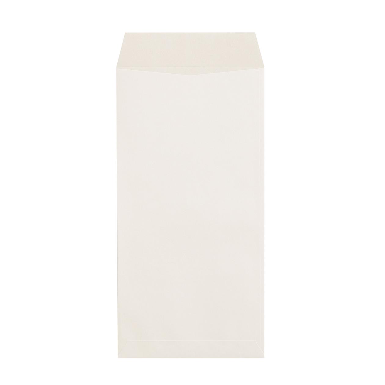長3封筒 ハーフカラー99 ホワイト 81.4g 郵便枠有