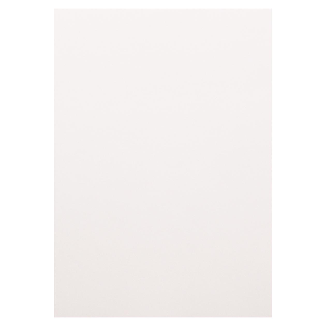 A4シート HAGURUMA Basic プレインホワイト 100g