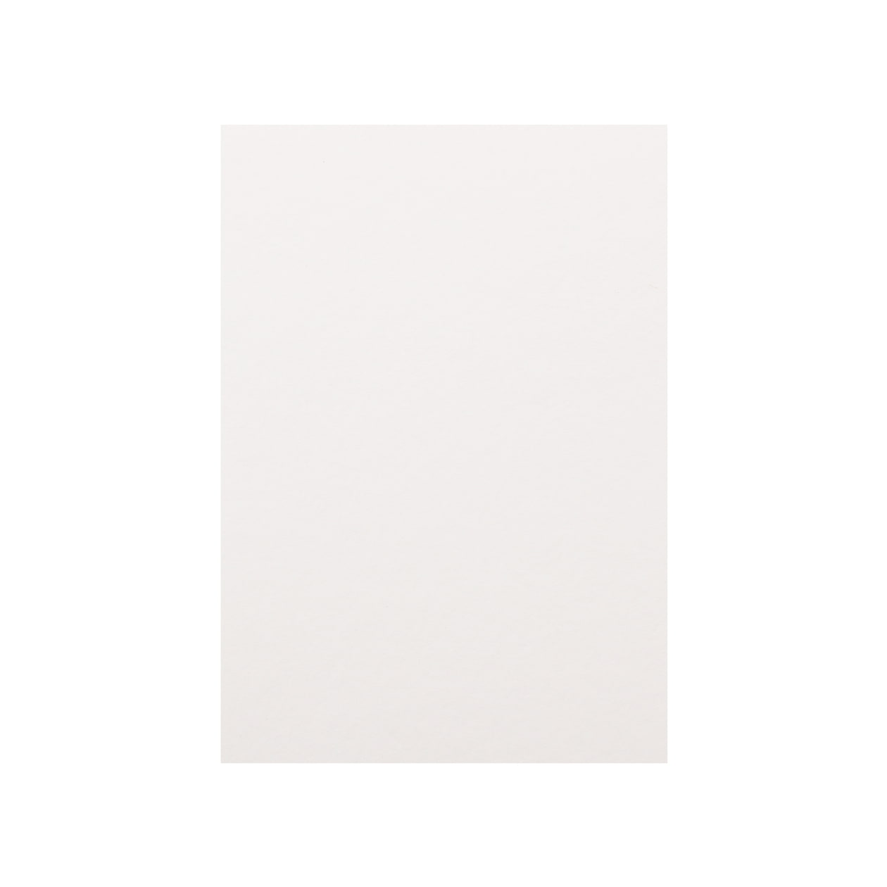 Pカード HAGURUMA Basic プレインホワイト 260g
