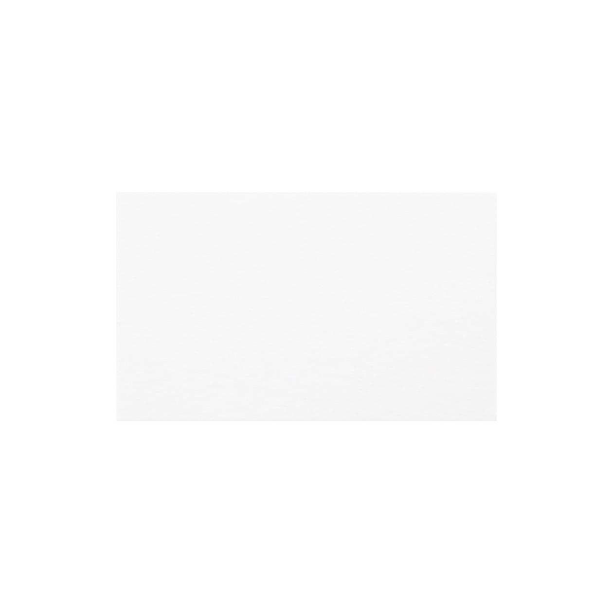 ネームカード HAGURUMA Basic プレインホワイト 260g